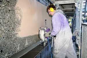 как быстро избавиться от старой краски на стене