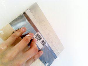 Как убрать эмульсионку со стены