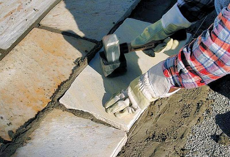 Природный камень цементный раствор вес керамзитобетона в 1 м3 м200