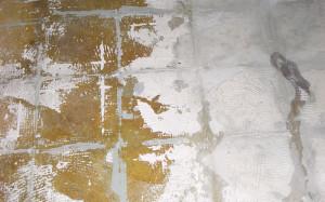 Смывка цемента