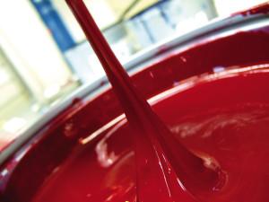 производство лаков и красок