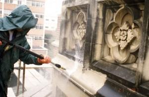 очиститель фасадов - средства и способы