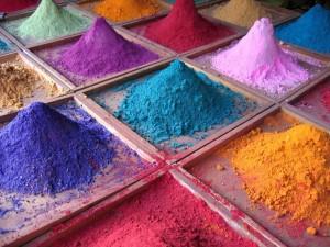 производство порошковых красок - способы и приминение