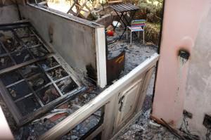 восстановление после пожара: что делать