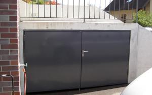 металлические двери с порошковым покрытием: нюансы