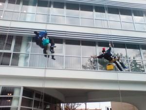 мойка фасадов зданий: способы и средства