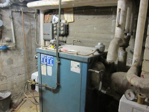 монтаж отопления загородного дома - планирование