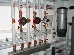 обратка в системе отопления- способы