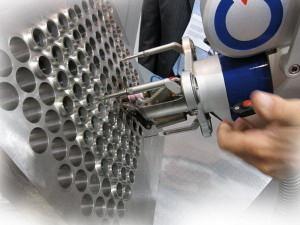 производство теплообменников - сложный процес