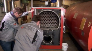 промывка теплообменников цена обработки