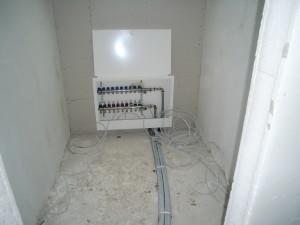 схема разводки отопления в частном доме - различные варианты