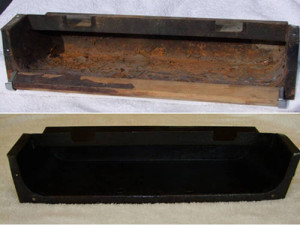 Удаление ржавчины с металла - эффективные решения