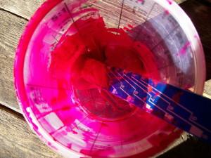 водно-дисперсионные краски - использование