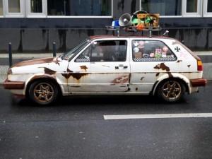 защита кузова автомобиля от коррозии: методы