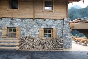 облицовка фасада дома камнем - советы