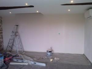 окраска стен водоэмульсионной краской - подробное руководство