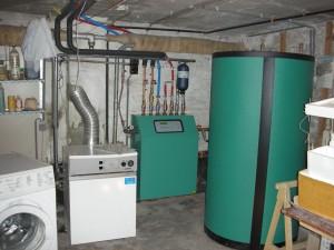 система отопления 2 этажного дома - как сделать?