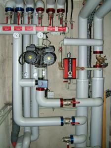 Система отопления многоэтажного дома - рекомендации мастеров