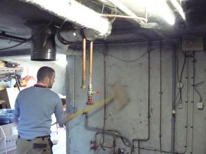 система воздушного отопления дома - советы профессиналов