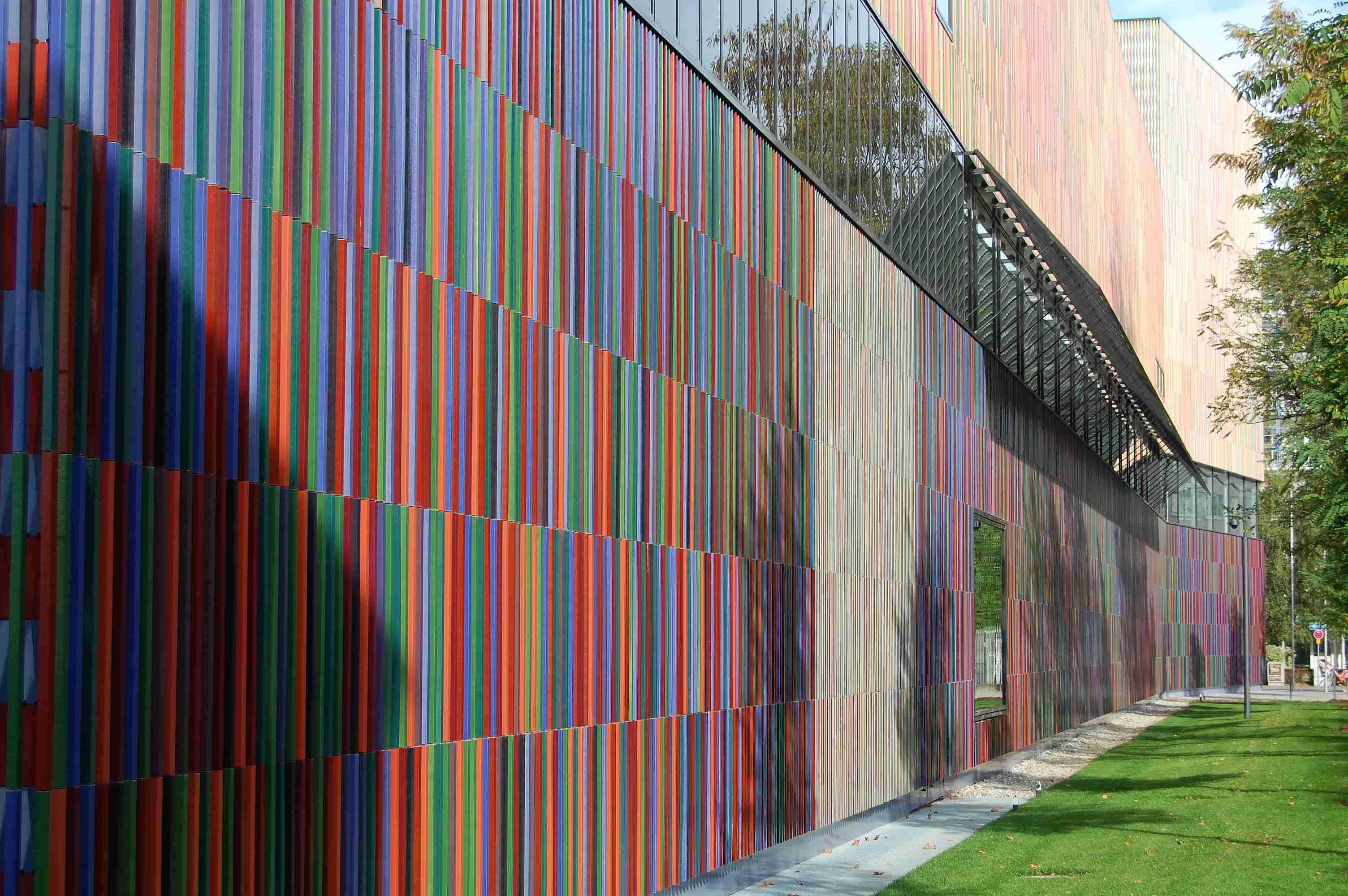 Современный материал отделки фасада дома