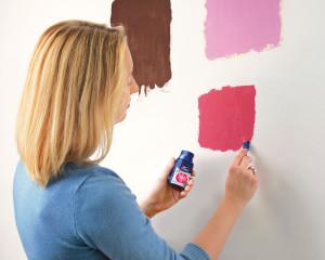 Как покрасить краской стены - инструкция