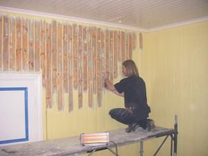 Как удалить старую краску со стен - рекомендации