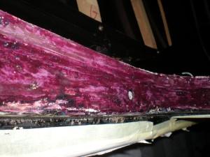 Смывание краски. Химический способ: советы мастеров
