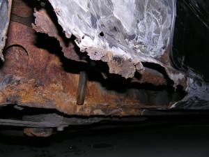 Удаление ржавчины с металла. Методы, советы