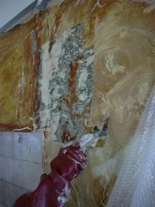 Как удалить старую краску с потолка. Рекомендации мастера, советы специалистов