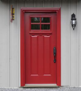 Порошковое напыление двери. Виды покрытий. Преимущества