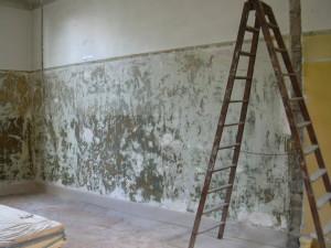 Снять старую краску со стен. Химический способ: преимущества