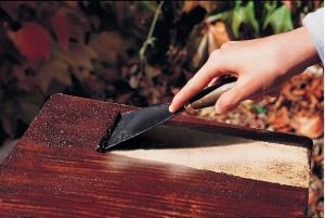 Удаление лакокрасочного покрытия. Без пескоструя: решения