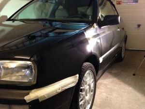 Удаление краски с автомобиля. Альтенатива ручному методу