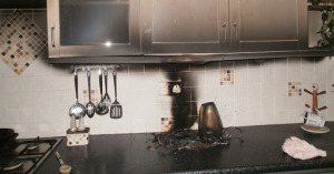 ремонт после пожара в квартире