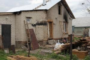 Средство от гари после пожара
