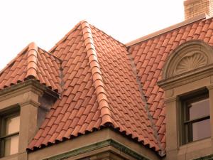 Ремонт крыши после пожара