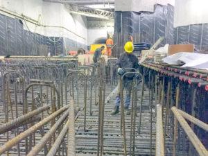 антикоррозийная обработка арматуры перед бетонированием