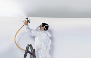 как убрать водоэмульсионную краску со стен