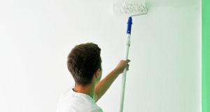 как удалить водоэмульсионную краску