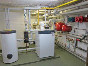 как удалить накипь в системе отопления