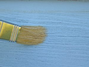 чем отмыть акриловую краску