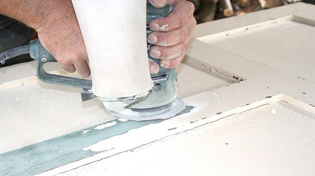 Как очистить старую краску с дерева в домашних условиях 796