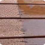 Средства для очистки и защиты древисины